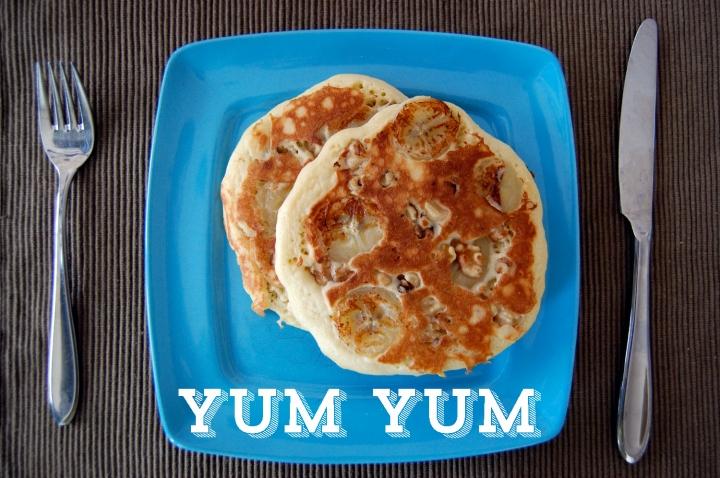 11-24-13 yum yum pancakes